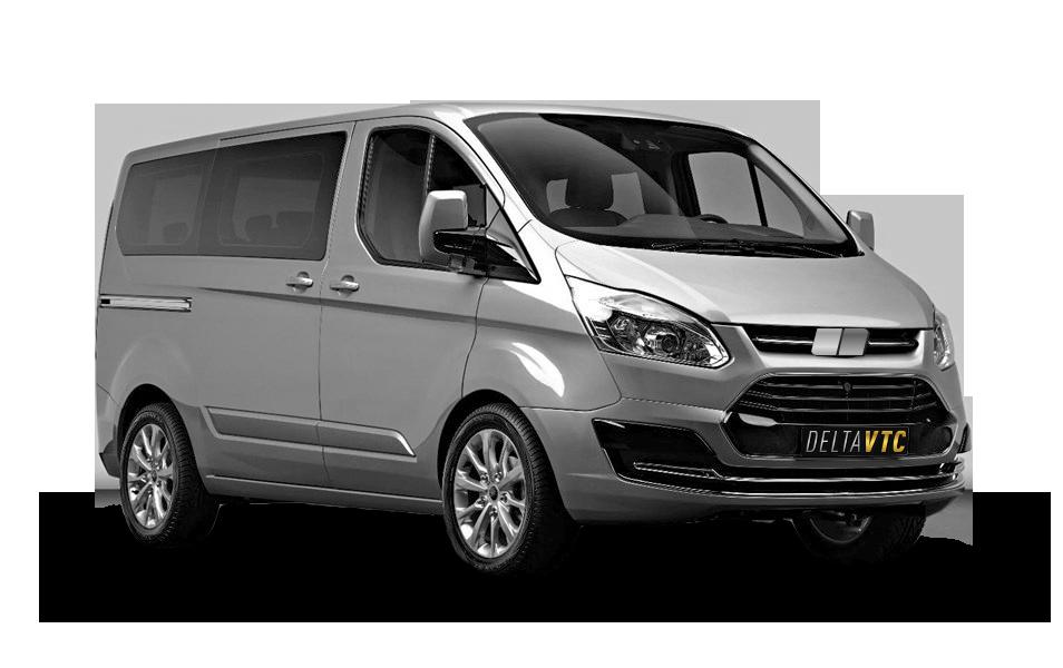 VTC Var 83 Chauffeur privée 8 places, grande capacité, Van, Mini Bus
